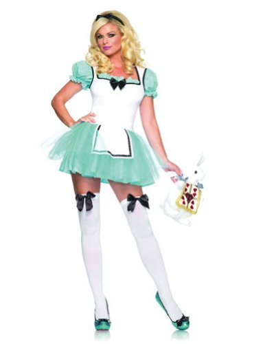 Alice Enchanted Xlg Halloween Costume - Adult Extra Large