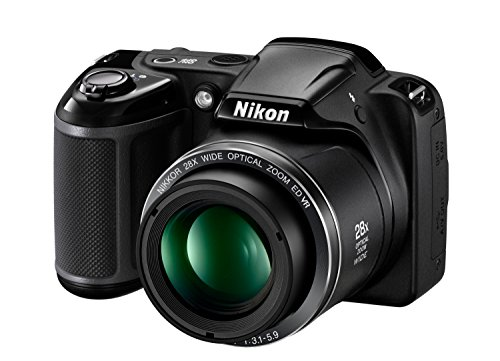 Nikon-Coolpix-L340-202-MP-Digital-Camera-with-28x-Optical-Zoom-and-30-Inch-LCD-Black