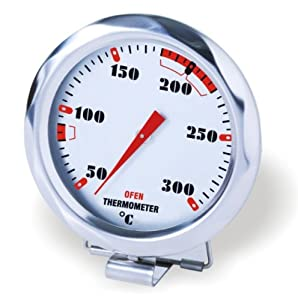 Sunartis 1 5007 t404sh termometro da forno casa e cucina - Termometri da cucina ...