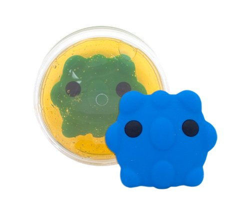 Giant Microbes Common Cold Primordial Putty
