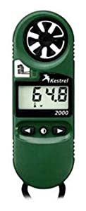 Kestrel 2000 Pocket Thermo Wind Meter