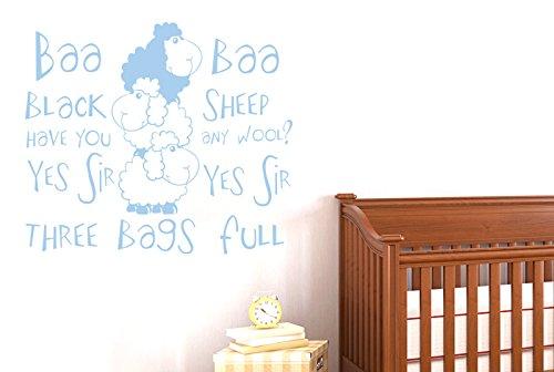 nursery-rhyme-baa-baa-black-sheep-have-you-any-wool-wall-stickers-art-decals-large-height-57cm-x-wid
