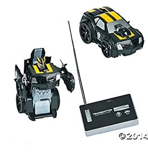 mini rc remote control transformer car and. Black Bedroom Furniture Sets. Home Design Ideas