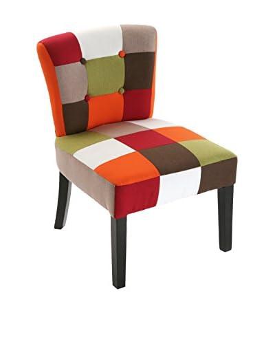 Mimma Sillón Patchwork Multicolor
