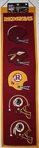 Washington Redskins Heritage Banner by heritage banner