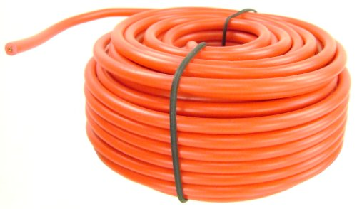 Wire 18 Gauge Red 40 Feet Hobby Auto Electric Wires Electrical Wiring 18#