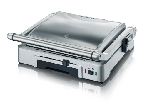 Severin Elektrogrill 2500 Watt : Buy cheap severin brushed stainless steel automatic grill