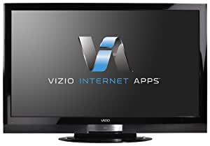 VIZIO XVT423SV 42-Inch Full HD 1080p LED LCD HDTV with VIA Internet Application, Black