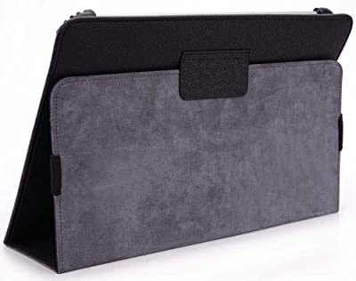 Alcatel OneTouch PIXI 3 7 Inch Tablet Case, UniGrip Edition - BLACK - By Cush Cases from Cush Cases