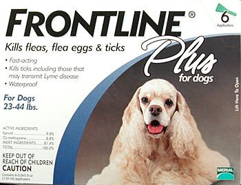 Frontline Plus For Dogs   Lbs Best Price