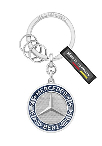 Mercedes Benz Classic Stuttgart Key Chain Ring (Mercedes Benz Ring compare prices)