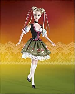Barbie Collector # J0929 Dolls of the World Oktoberfest