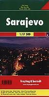 Plan de ville : Sarajevo