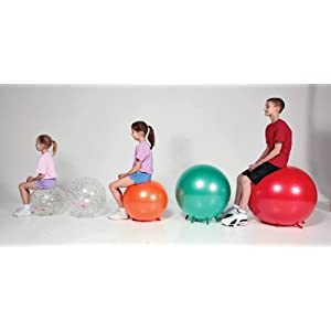 Abilitations Integrations Six-Leg Ball Chair - 29 1/2 inch