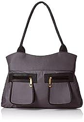 Fantosy Women's Handbag (FNB-138, Gray )