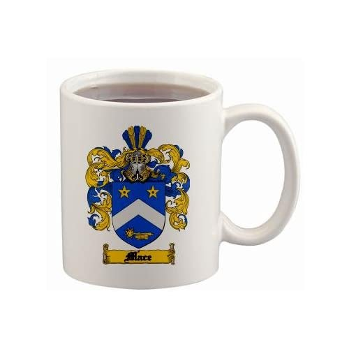 Amazon.com : Mace Coat of Arms Mug / Family Crest 11 ounce cup