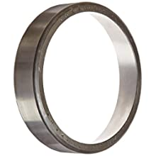 "Timken HM220110 Tapered Roller Bearing, Single Cup, Standard Tolerance, Straight Outside Diameter, Steel, Inch, 6.1800"" Outside Diameter, 1.3386"" Width"