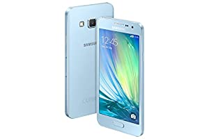 Samsung Galaxy A5 Duos Dual Sim Sim Free Mobile Phone European Version Smartphone Factory Unlocked (WHITE)