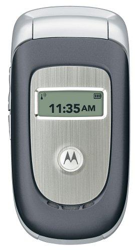 Motorola V195 T-Mobile Gray Clamshell Gsm Cell Phone