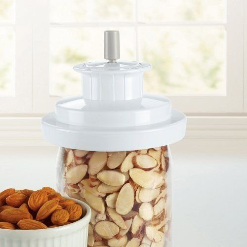 Wide Mouth Jar Sealer Mason:New by WW shop (Vacuum Sealer Jar Attachment compare prices)