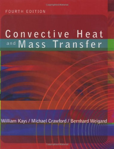 MP for Convective Heat & Mass Transfer