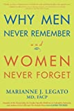 img - for Why Men Never Remember and Women Never Forget book / textbook / text book