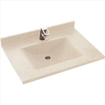 Swanstone Metropolitan Contour Tops Bathroom Vanity