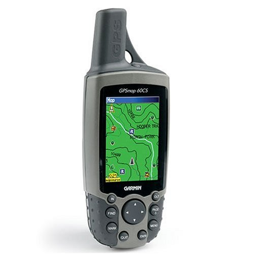 Garmin GPSMAP 60CS Water Resistant Hiking GPS