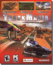 Trackmania (Jewel Case)