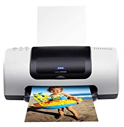 Epson Stylus Photo 820 Inkjet Printer