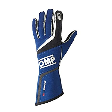 Omp - Gants Omp One-S Bleu L