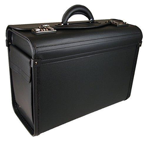 new-high-quality-ocello-pilot-case-business-executive-laptop-travel-work-flight-case-black