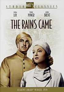 "Cover of ""The Rains Came"