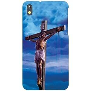 HTC Desire 816G Back Cover - Christ Designer Cases