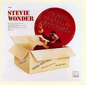 Stevie Wonder - Signed, Sealed & Delivered (Japanese Pressing) - Zortam Music