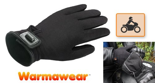 Warmawear Heated Glove Liners - Small / Medium