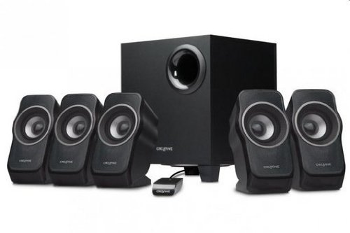 Cheapest Creative SBS A520 5.1 Speakers at Rs 3299 -Save Rs 1300