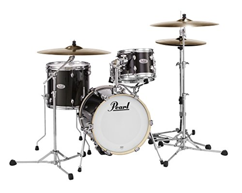 pearl-midtown-mdt764p-c701-4-piece-drum-shell-pack-black-gold-sparkle