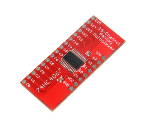 Cd74Hc4067 Analog/Digital Mux Breakout Board For Your Project