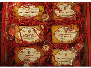 Dairyland Cheese Gift Box