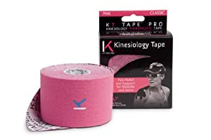 KT TAPE Original Cotton Elastic Kinesiology Theraeputic Tape - 20 Foot Uncut Roll by KT Tape