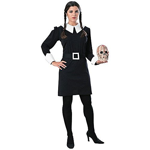 The Addams Family Wednesday Costume Adult Medium (10-14)