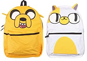 Adventure Time Jake And Cake Reversible Backpack