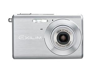 Casio Exilim EX-Z60 6MP Digital Camera with 3x Optical Zoom (Silver)