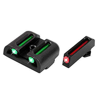 Truglo Brite-Site Fiber Optic Handgun Sight - TG13 by TruGlo