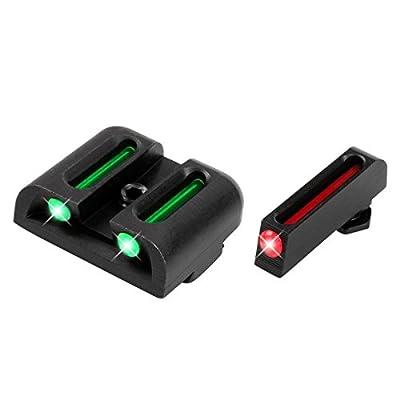 Truglo Brite-Site Fiber Optic Handgun Sight - TG13 from TruGlo