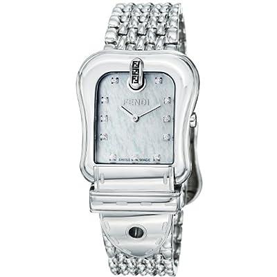 Fendi Women's F386140D B. Fendi Polished Stainless Steel Bracelet Watch