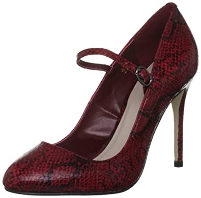 Miss KG Women's Ace Red Special Occasion Heels 3084055979 5 UK