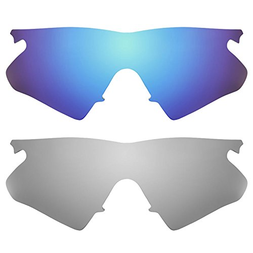ed8686048d (click photo to check price). 1. Revant Replacement Lenses for Oakley M  Frame Heater 2 Pair Combo ...