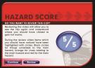 Receive immediate feedback to see how well you scored
